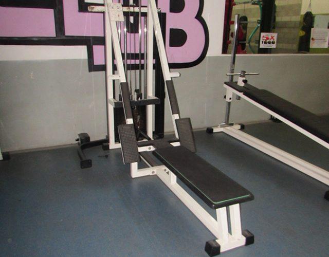 Macchine sala pesi 11