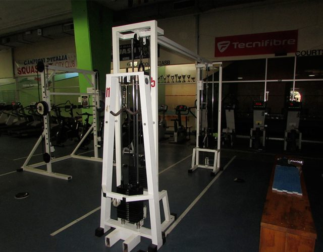 Macchine sala pesi 4