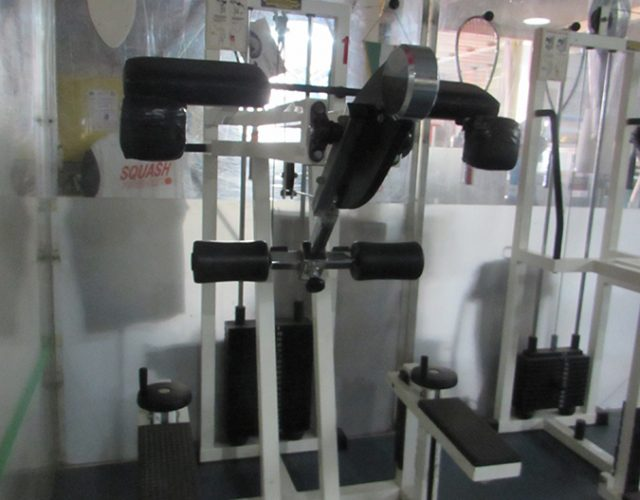 Macchine sala pesi 5