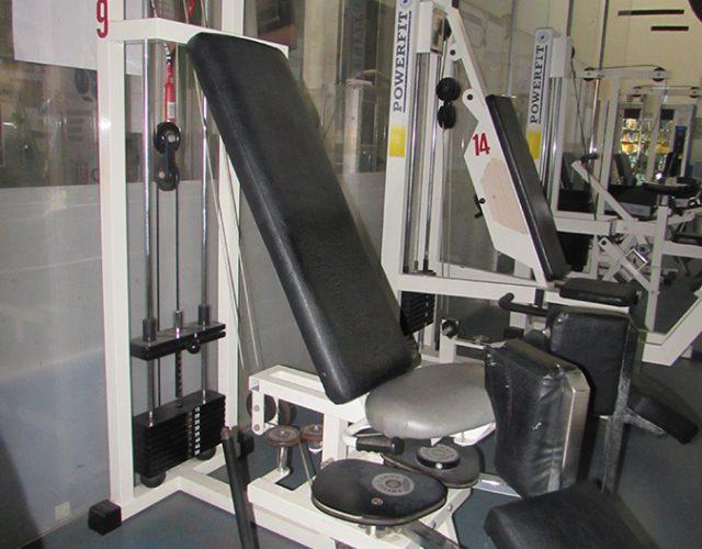 Macchine sala pesi 7