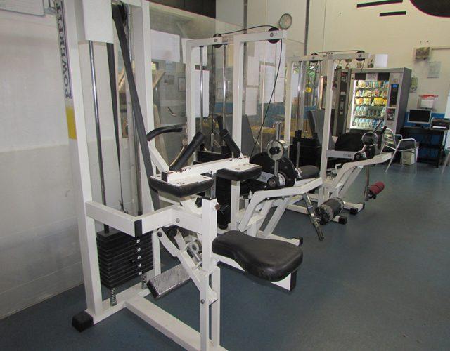 Macchine sala pesi 9